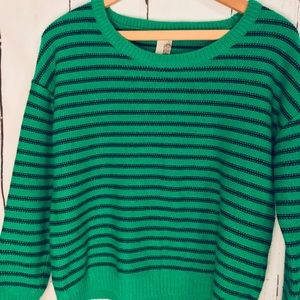 Francesca's Lined Pullover Sweater A59